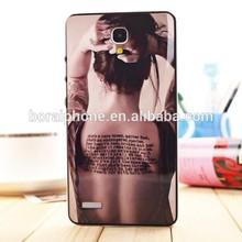 Bocoson wholesale cell phone case for Xiaomi redmi note