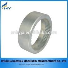 ring gear high precision spur plastic gear