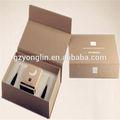 especial y organizador de la belleza decorativa caja plegable casos cosméticos