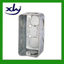 UL listed steel city flush mounting electrical junction box price