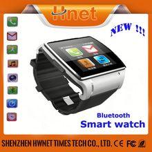 New Arrival 1.5 inch resistive screen Smart phone watch , bluetooth, camera, MP3, GPRS