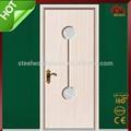 preço barato novos modelos de portas interiores de madeira