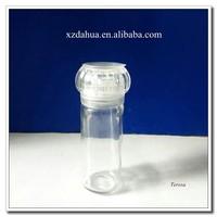 glass spice grinder bottle jar