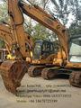 suministramos nuevos y usados excavadora y cargadora durante todo el año
