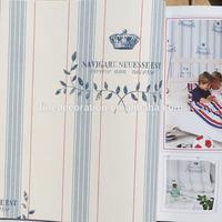 vintage luxury children wallpaper warm color design wall material