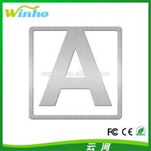 Winho Helvetica Clip On Liter Bookmark A