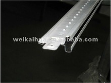 china supplier ceiling framework t grids for decorative materials