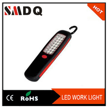 24 LEDs rechargeable led work lights with Hook and Magnet