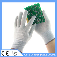 ESD Carbon Fiber Anit-static Hand Protective Gloves For Touchscreen