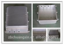 Metal aluminum heatsink