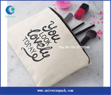 Hot selling canvas toiletry bag