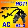New!hid xenon car lights H4 H/L/H4-3/12V/35W/4300-12000K/3200lem/quality warranty