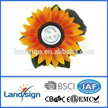 Hot product Cixi landsign XLTD-508 solar sunflower garden light