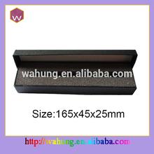 hot sale fancy triangle wood pen box