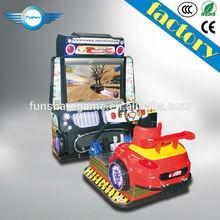 The Desert Drive simulator racing game/racing car steering wheel for game/4d racing car game machine