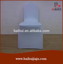 white wedding hot sale popular wedding chair cover