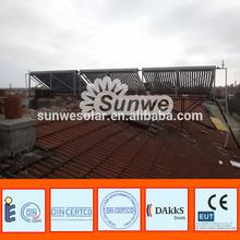 Solar Keymark Solar Energy Hot Water Heater Heat Pipe Solar Collector Made in China