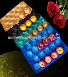 FDA Approved Food Grade Custom 39X59cm Plastic Fruit Container