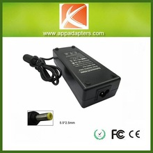 19V 6.32A 120W 5.5*2.5mm yellow connector switching power for HP switching adapter