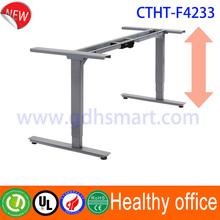 Alibaba furniture adjustable height metal table legs office furniture standing desk
