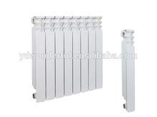2014 Europe Style Georgia popular hot water Italy style die-casting aluminum radiator 600*96*80