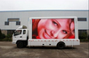 Factory direct sale Waterproof full color advertising led display p10 outdoor mobile truck led video wall