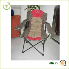 2014 Folding reclining beach chair on china market beach chair with foam pad