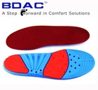 shoe insert running insole shock proof insole foam rubber shoe insole for safety shoes
