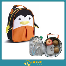 Lunch Bag For Kids,Zoo Pack Lunch bag,Zippered Bag