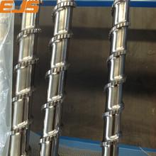 Manufacturing screw barrel for REP as per customer dimension drawings