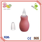 2014 Newest Soft baby care Waterproof baby nasal aspirator