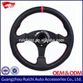( Rc-5142 ) couro / suede / pu / pvc volante