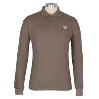 Long sleeves polo designed custom polo shirt design