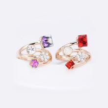 China AlibabaJewelry Gold Natural Opal Ring