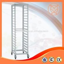 18 Tiers Aluminium Alloy taco shell Trolley (Anode)