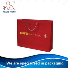 paper gift bag / paper shopping bag / luxury paper shopping bag