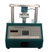 Ring crush strength testing machine
