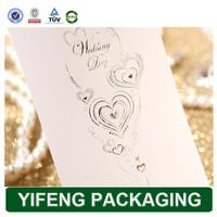 Customized printing wedding invitations