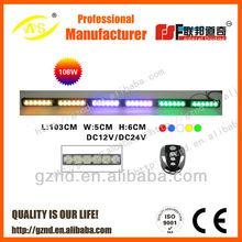 AS-606A Arrow/narrow stick warning light LED emergency strobe light bar