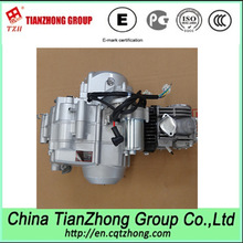 TZH Brand Motorcycle 125CC Engine EMARK,ISO,CCC OEM