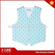 Kids Cotton Blue Anchor Casual Vest New