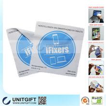Nice Customized Microfiber Cleaning Cloth Logo