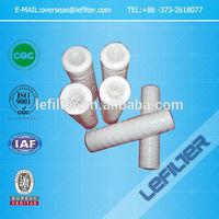 "10"" large flow PP 5 micron water filter"
