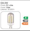 hot g9 like hue bulb led light g9 to g9 compact fluorescent lamp