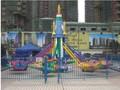 Mini passeios feirantes pequeno carrossel para venda ly-162c