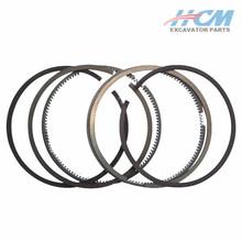 Japanese 92mm piston rings For Komatsu 4D92 6140-31-2113