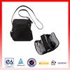 new design trendy black anti theft travel bag