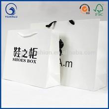 recycle paper bag / printed paper bag / paper bag printing