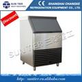 sucette glacée faisant la machine et de refroidissement unité de réfrigération des chambres froides glace flocon de neige faisant la machine