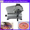 small frozen meat slicing machine/ frozen meat cutting machine